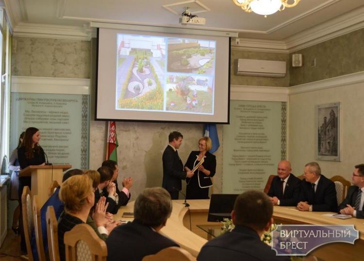 В Ленинском районе чествовали победителей смотра-конкурса  «по комплексному благоустройству»