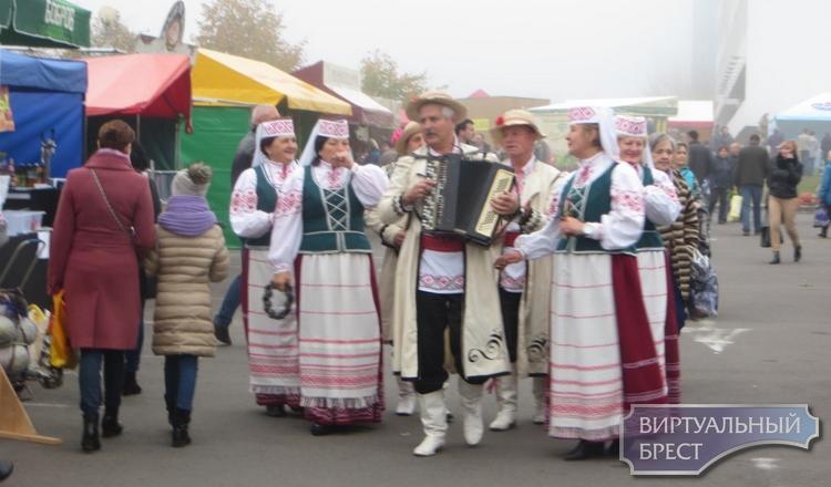 В Бресте состоялся праздник «Мой адрес – Московский район»