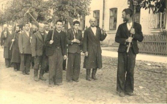 Воспоминания Романа Левина, мальчика из Брестского гетто