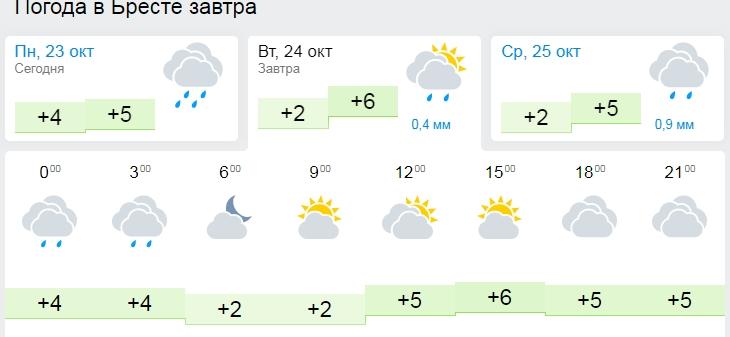 До 7 градусов мороза ожидается ночью 24 октября