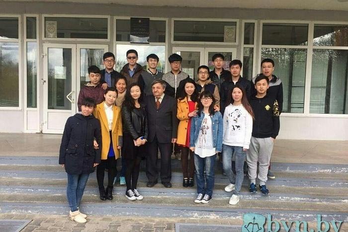 Что иностранные студенты говорят о Бресте?