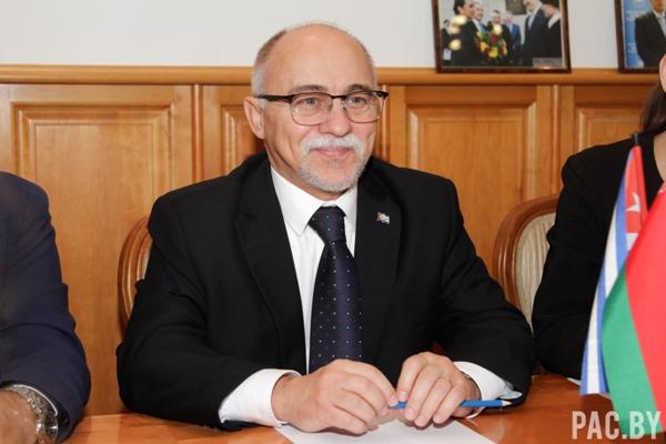 Встреча с кубинским послом в Бресте прошла за закрытыми дверями