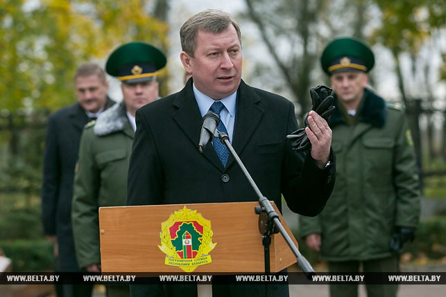 Председатель Брестского горисполкома Александр Рогачук.