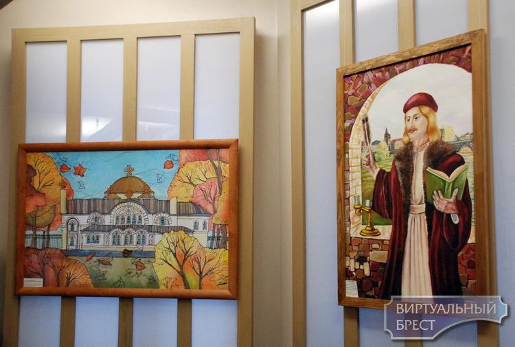 Выставка «Путь к прекрасному» открылась в Бресте 2 ноября