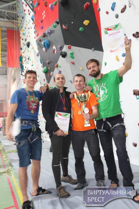 Туристы-горники Брестчины – Чемпионы Беларуси!