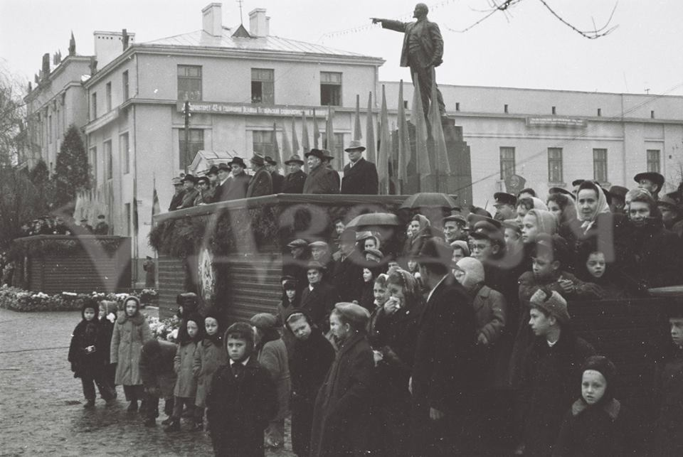 Ноябрьская демонстрация 7 ноября 1959 года в Бресте: как это было?