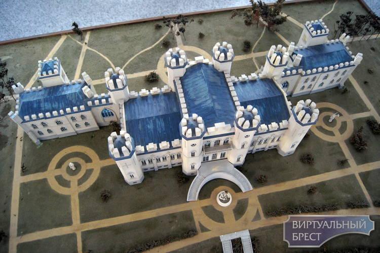 Коссовский дворец Пусловских открылся для посетителей, но реставрация еще не закончена