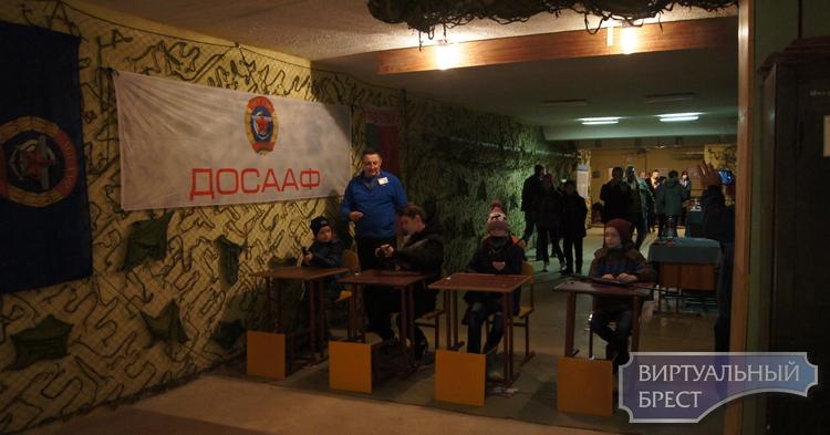 Ознакомительная экскурсия по ДОСААФ состоялась 11 ноября