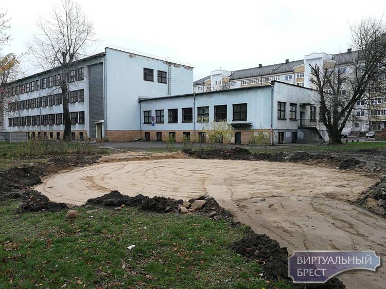 Что строят на перекрёстке Кирова и Пушкинской? Здесь начались работы по благоустройству, и...