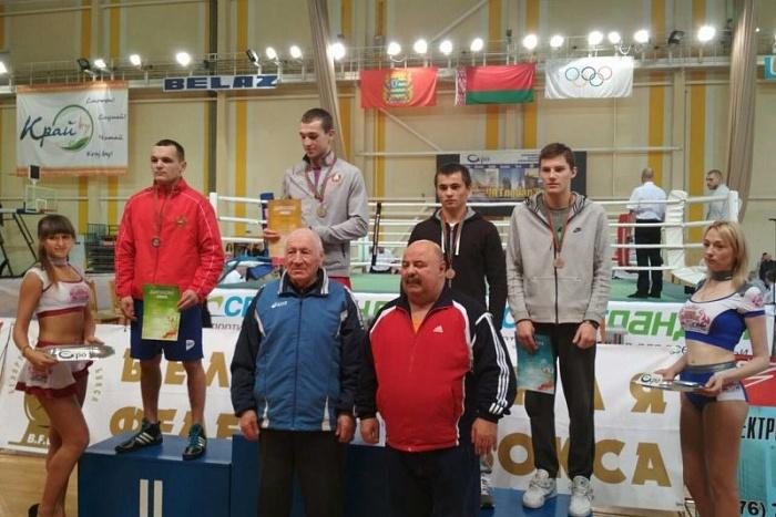 Брестчанин Павел Костромин стал победителем Кубка Беларуси по боксу