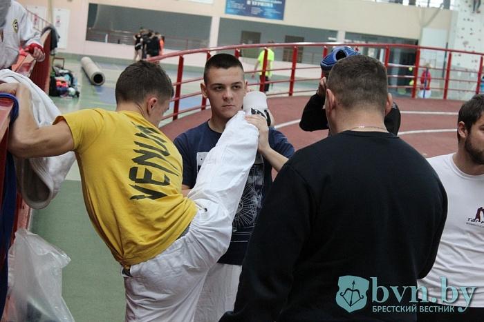 Бойцовский турнир памяти Гвишиани стал международным
