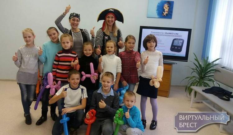 Трети год в Бресте функционирует «Школа детского диабета»