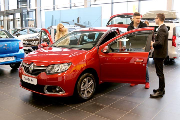 Вы этого ждали! 15 900 рублей за новый Renault