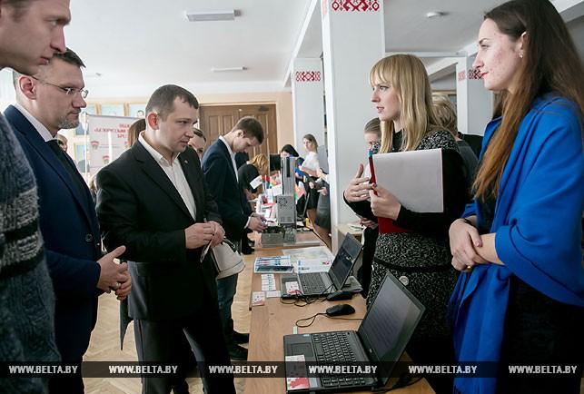 Брестский технопарк намерен активизировать работу с молодежью
