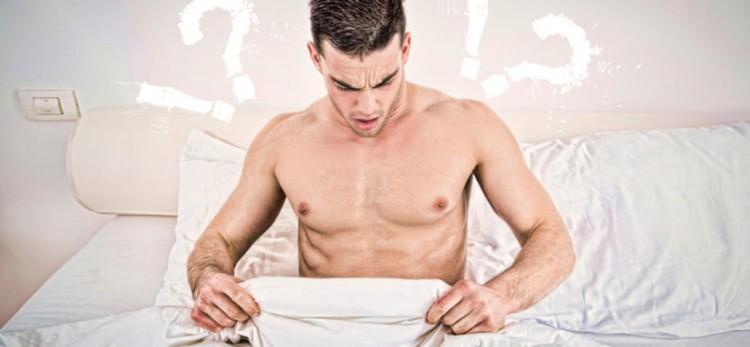 Почему пенис у мужчин с утра встаёт: механизм и причины явления