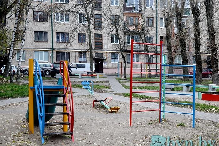 Сколько стоит ремонт детских площадок в Бресте?