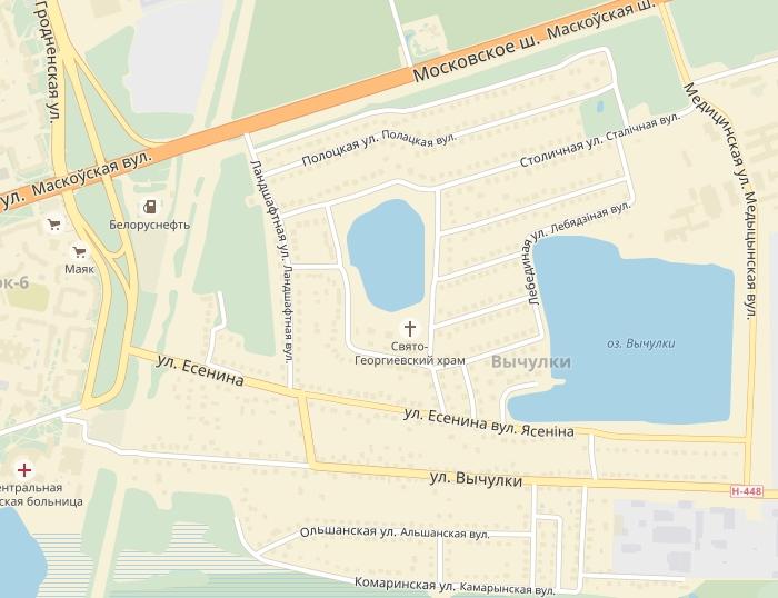 """На ул. Есенина изменилось направление """"главной дороги"""""""