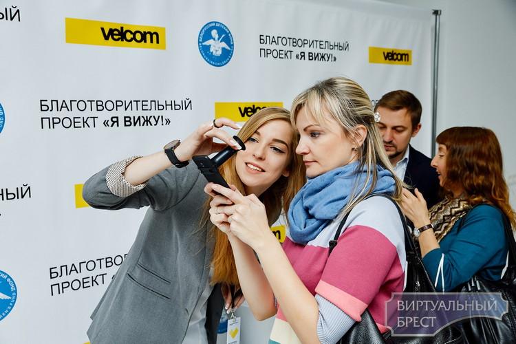 14 тысяч детей в Брестской области охватит благотворительный проект по проверке зрения «Я вижу!»
