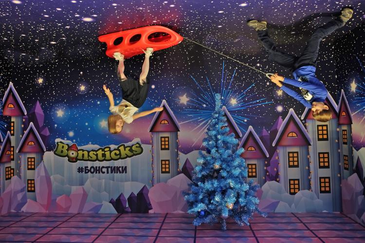В Бресте 1 декабря открывается комната чудес Бонстиков