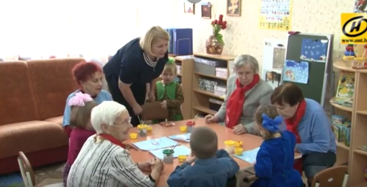 Жительница Пружанского района в свои 90 остаётся самым стойким волонтёром Красного Креста
