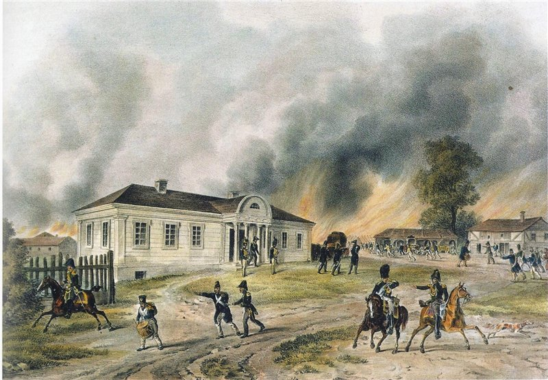 1812 год на Брестчине. Часть 4. Дивинские бои. Как это было