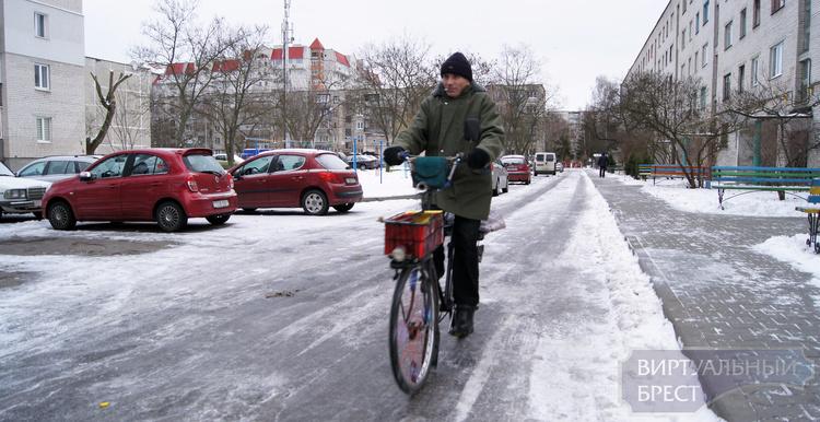 С 15 декабря пешеходы и велосипедисты будут под особым контролем ГАИ