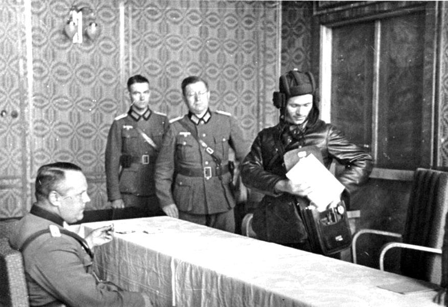 Генерал Семён Кривошеин. Его именем названа улица в Бресте