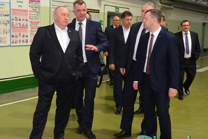 Итоги работы предприятий подвели на Совете директоров Московского района Бреста
