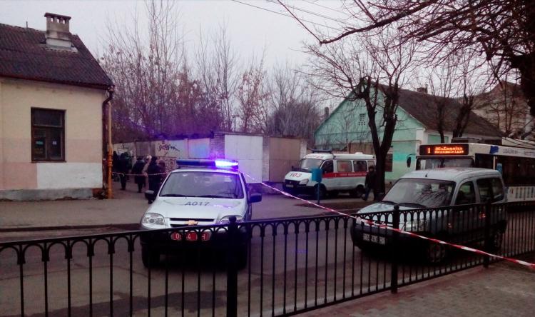 В Бресте из-за учебной гранаты эвакуировали людей из жилого дома