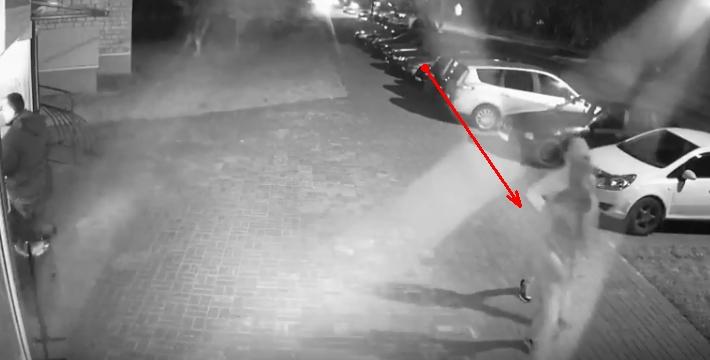 Пинские следователи ищут свидетелей преступления