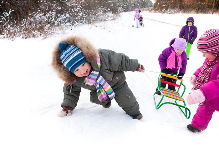 Профилактика травматизма в зимний период