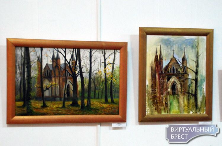 В Бресте открылась выставка «Паветра лёсу», посвященная творчеству Элизы Ожешко