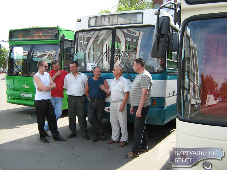 История Московского района: ОАО «Брестский автобусный парк»