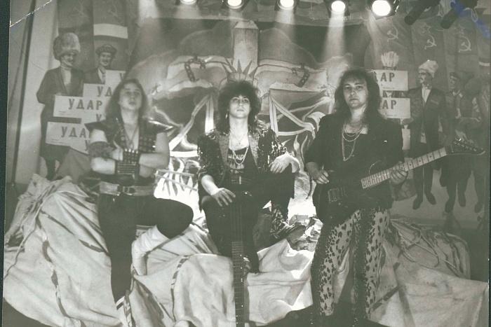 Пионерам брестского хэви-метала группе «Удар» – 30 лет