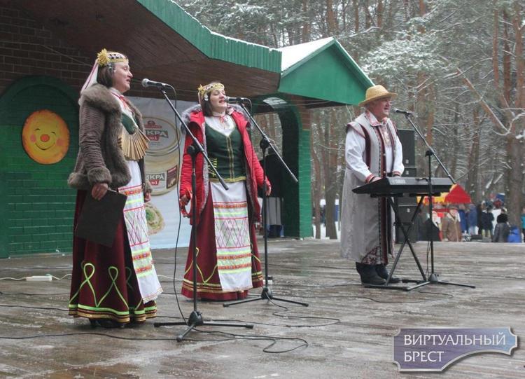 Названы победители конкурса новогоднего оформления Московского района г. Бреста