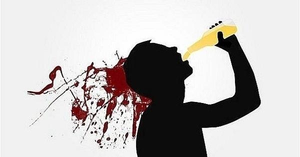 К чему приводит пьянство? В январе 2018 года на территории области было зарегистрировано 9 убийств