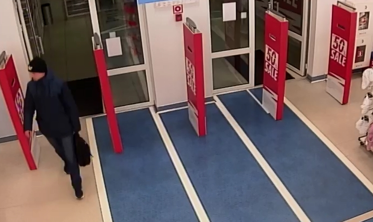 """Мужчина обвиняется в хищении куртки из магазина """"Спортмастер"""""""