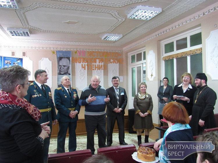 VII гісторыка-філалагічныя чытанні, прысвечаныя М.П. Анцукевічу