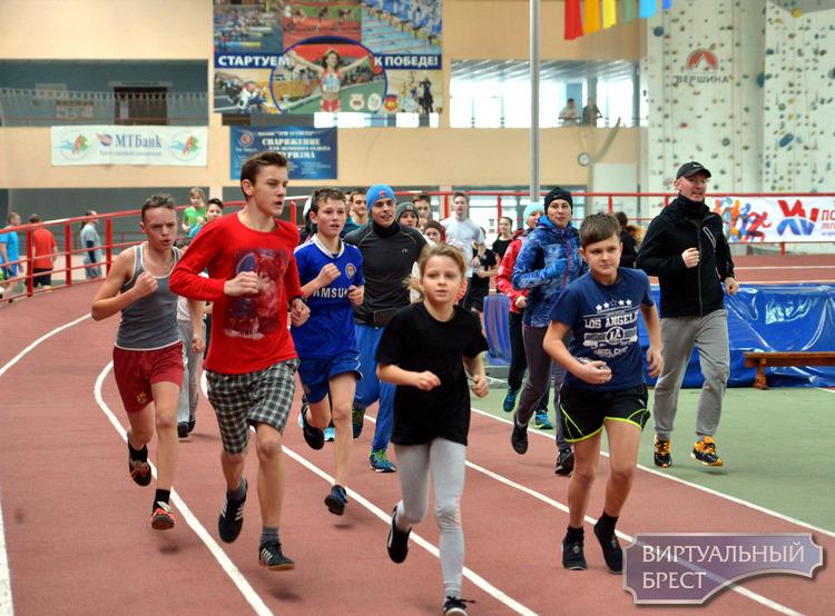 Брестчане пробежали более 500 км на благотворительном забеге