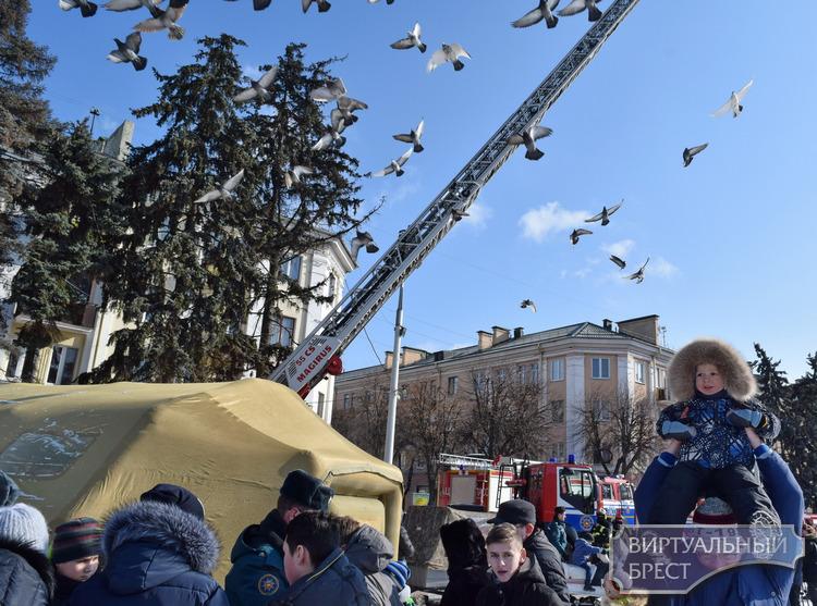 В воскресенье 24 марта на площади Ленина состоится акция «Проведи время с пользой»