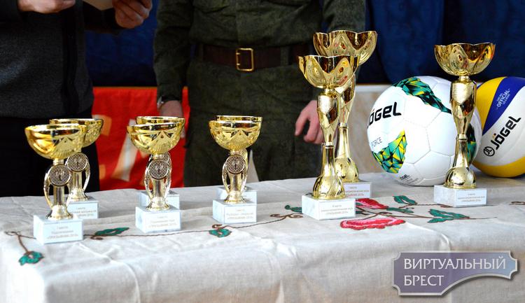 Ежегодная военно – патриотическая игра «Призывник-2018» состоялась в Бресте