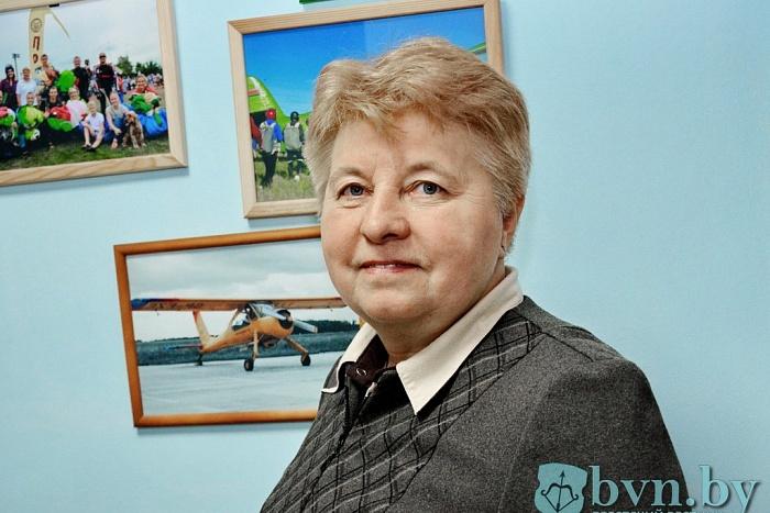 Брестчанка Раиса Белобородова мечтала стать лётчиком. А стала парашютистом