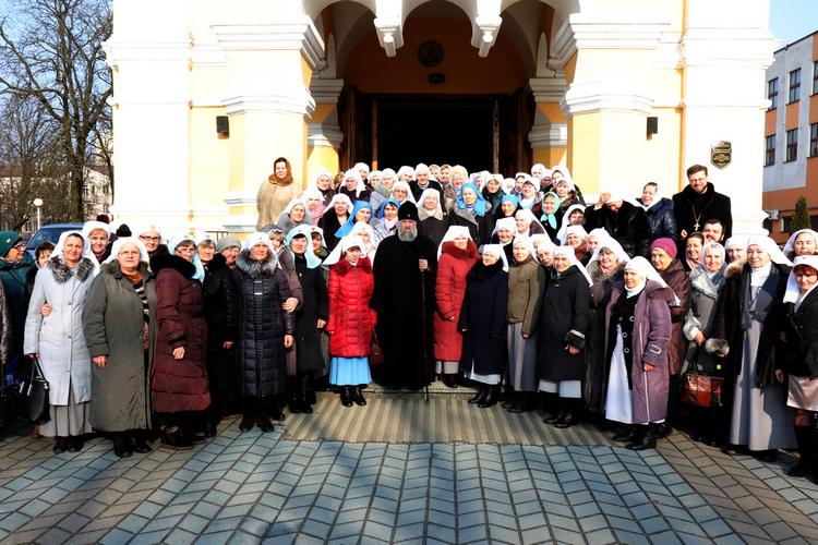 8 марта в Николаевской Братской Церкви состоялось II Общее собрание сестер милосердия Брестской епархии
