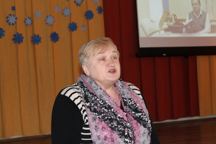 Свет далёкай мінуўшчыны:  60-годдзе з дня нараджэння Аляксея Міхайлавіча Ненадаўца