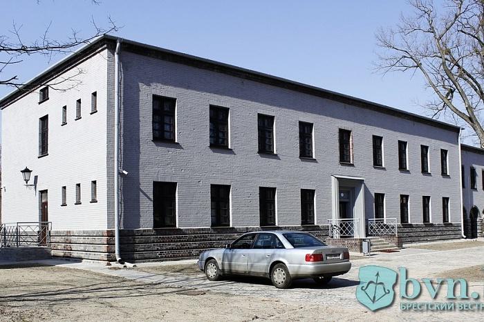 В Брестской крепости завершили реконструкцию здания патриотического центра