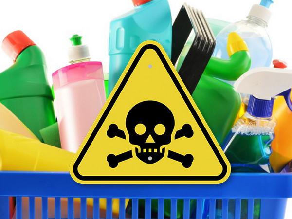В Бресте 25 детей с начала года отравились бытовой химией