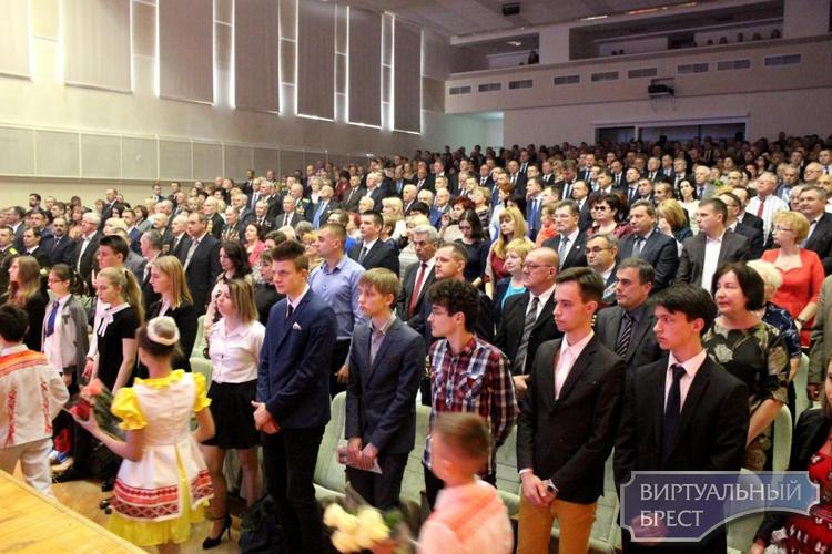 В Ленинском районе состоялся праздник, посвященный 40-летию