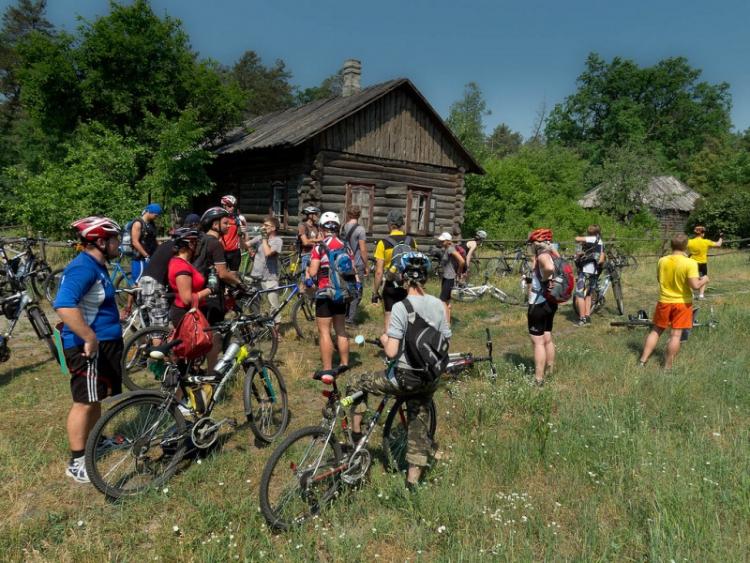 29 апреля 2018 года состоится велослет «Майские в пущи»