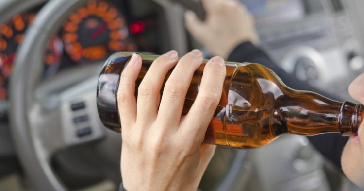 В Пинске задержали пьяную женщину за рулём: 1.5 промилле