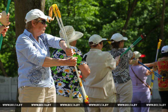Реабилитационно-оздоровительный городок для пожилых людей и инвалидов создан в Брестском районе